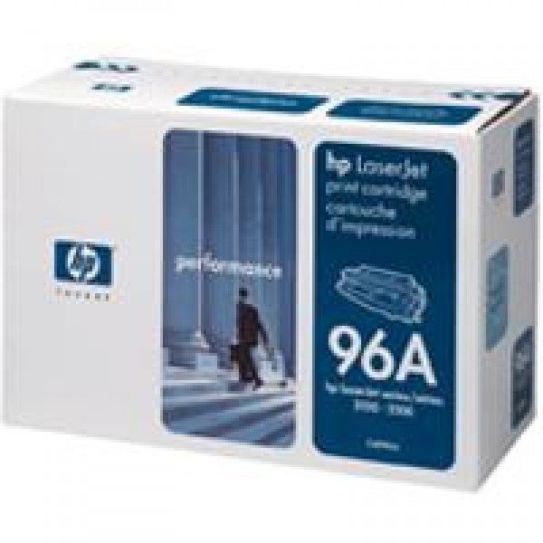 Cartus toner HP 96A Black C4096A