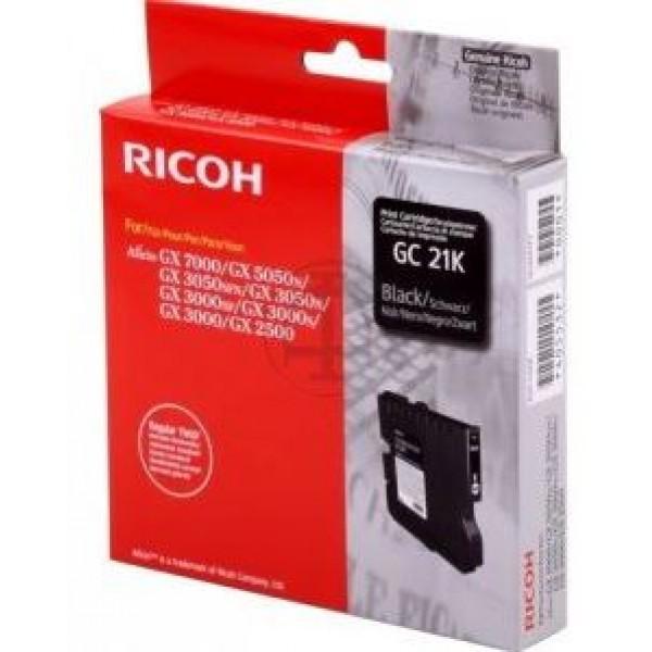 Cartus cerneala black Ricoh 405532 GC-21K 1.5k