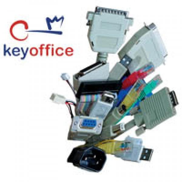 Cablu alim. calculator1.80m KeyOffice             ...